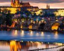 CRACIUN 2020 la Praga de la 294 EURO/ pers. Transport cu avionul.