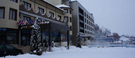 REVELION 2021 la Hotel PRESIDENT 4* - Baile Felix, Romania.