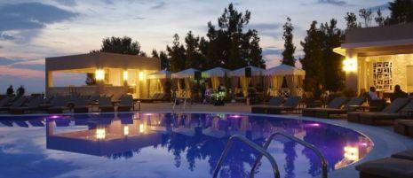 Oferta Early Booking SEJUR 7 nopti la Hotel POMEGRANATE WELLNESS SPA 5* DeLuxe - Halkidiki Kassandra, Grecia. De la 379 EURO/ pers.