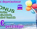 Petrece de 1 MAI in GRECIA (Paralia Katerini) cu doar 99 EURO/ pers. Transport inclus !