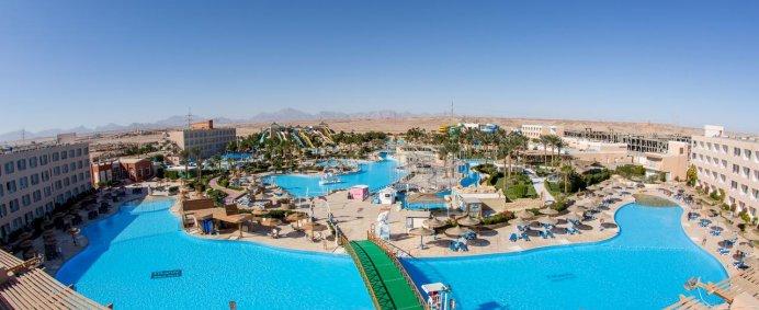 Hotel TITANIC RESORT AQUA PARK 4* - Hurghada, Egipt. - Photo 1