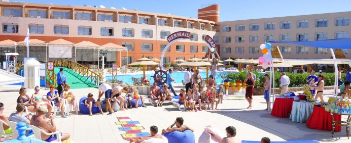 Hotel TITANIC RESORT AQUA PARK 4* - Hurghada, Egipt. - Photo 7