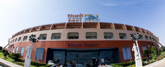 Hotel TITANIC RESORT AQUA PARK 4* - Hurghada, Egipt. - Photo 6