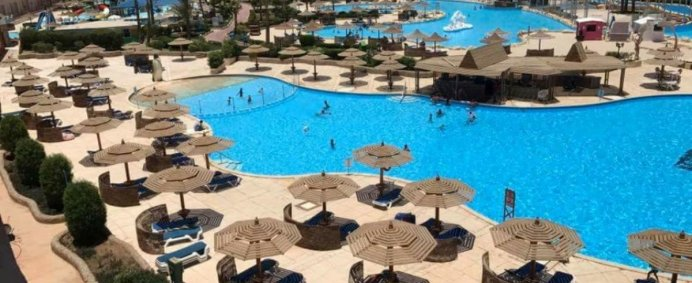 Hotel TITANIC RESORT AQUA PARK 4* - Hurghada, Egipt. - Photo 13