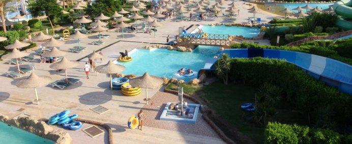 Hotel TITANIC RESORT AQUA PARK 4* - Hurghada, Egipt. - Photo 11