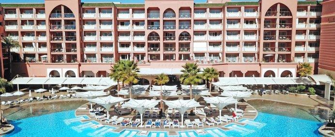 Hotel SAVOY LE GRAND MARRAKECH 5* - Marrakech, Maroc. - Photo 10