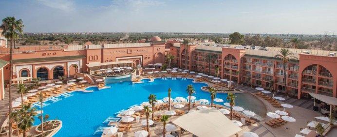 Hotel SAVOY LE GRAND MARRAKECH 5* - Marrakech, Maroc. - Photo 3