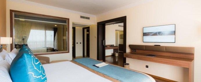 Hotel SAVOY LE GRAND MARRAKECH 5* - Marrakech, Maroc. - Photo 5