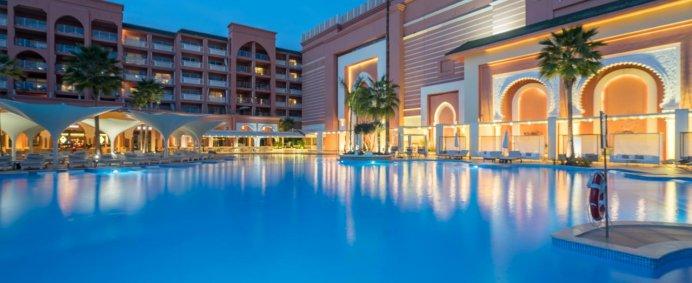 Hotel SAVOY LE GRAND MARRAKECH 5* - Marrakech, Maroc. - Photo 7