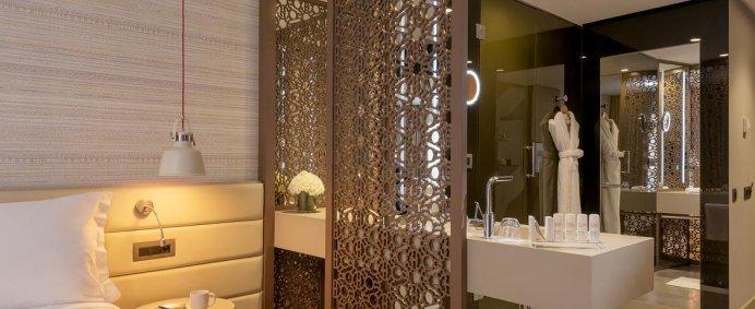 Hotel RADISSON BLU MARRAKECH, CARRE EDEN 5* - Marrakech, Maroc. - Photo 8