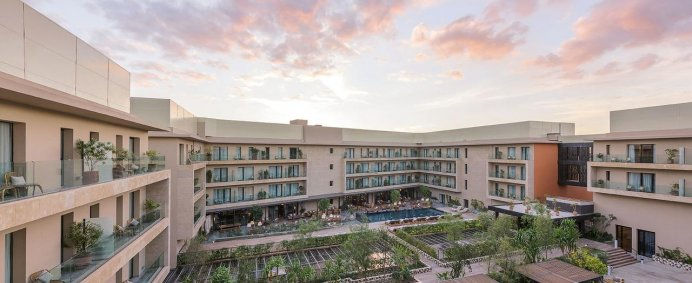 Hotel RADISSON BLU MARRAKECH, CARRE EDEN 5* - Marrakech, Maroc. - Photo 6