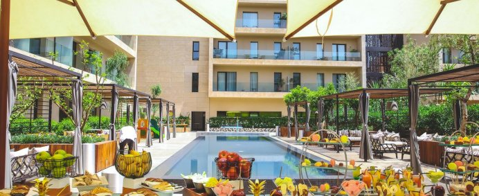 Hotel RADISSON BLU MARRAKECH, CARRE EDEN 5* - Marrakech, Maroc. - Photo 11