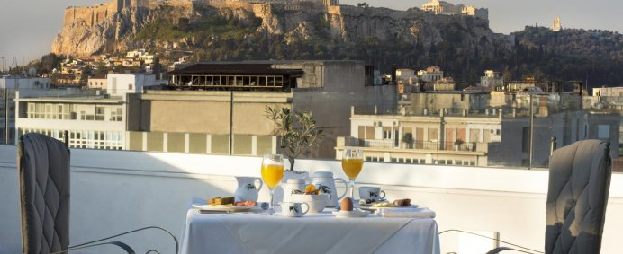 Hotel TITANIA 4* - Atena, Grecia. - Photo 6