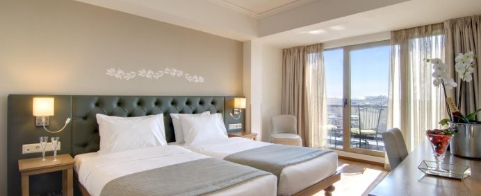 Hotel TITANIA 4* - Atena, Grecia. - Photo 4