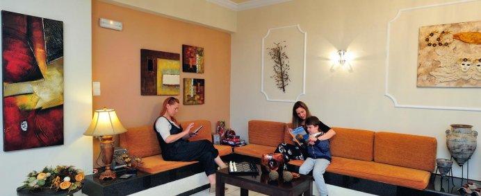 Aparthotel POSIDON STUDIOS 2* - Insula EVIA, Grecia. - Photo 3