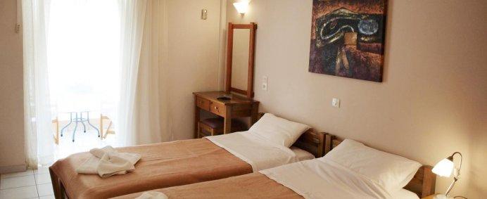 Aparthotel POSIDON STUDIOS 2* - Insula EVIA, Grecia. - Photo 1