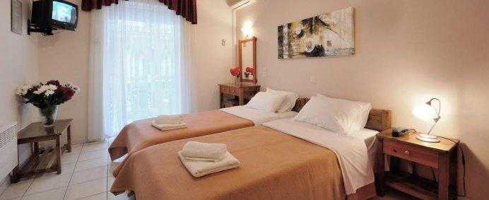 Aparthotel POSIDON STUDIOS 2* - Insula EVIA, Grecia. - Photo 9