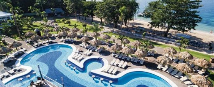 Hotel RIU NEGRIL 5* - Negril, Jamaica. - Photo 8