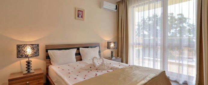 Aparthotel GOLDEN LINE 4* - Nisipurile de Aur, Bulgaria. - Photo 11