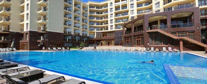 Aparthotel GOLDEN LINE 4* - Nisipurile de Aur, Bulgaria. - Photo 6