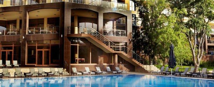 Aparthotel GOLDEN LINE 4* - Nisipurile de Aur, Bulgaria. - Photo 4