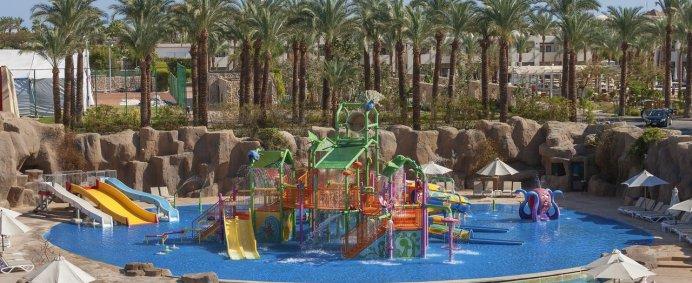 Hotel REEF OASIS BEACH RESORT 4* - Sharm El Sheik, Egipt. - Photo 7