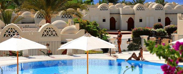 Hotel REEF OASIS BEACH RESORT 4* - Sharm El Sheik, Egipt. - Photo 1