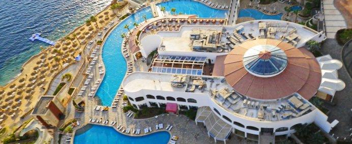 Hotel REEF OASIS BLUE BAY 5* - Sharm El Sheikh, Egipt - Photo 16