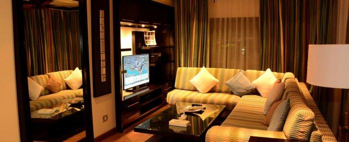 Hotel REEF OASIS BLUE BAY 5* - Sharm El Sheikh, Egipt - Photo 4