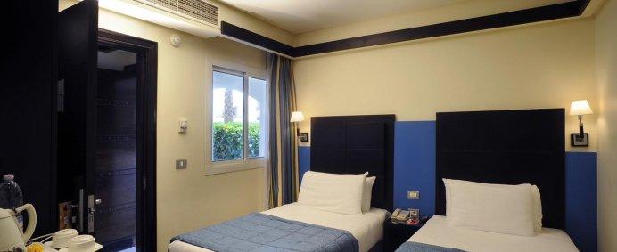 Hotel REEF OASIS BLUE BAY 5* - Sharm El Sheikh, Egipt - Photo 2