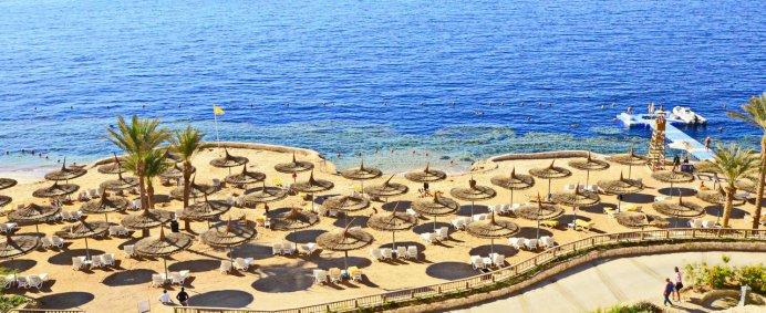 Hotel REEF OASIS BLUE BAY 5* - Sharm El Sheikh, Egipt - Photo 1