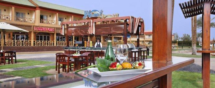 Hotel PICKALBATROS AQUA BLUE SHARM 4* - Sharm El Sheikh, Egipt. - Photo 19