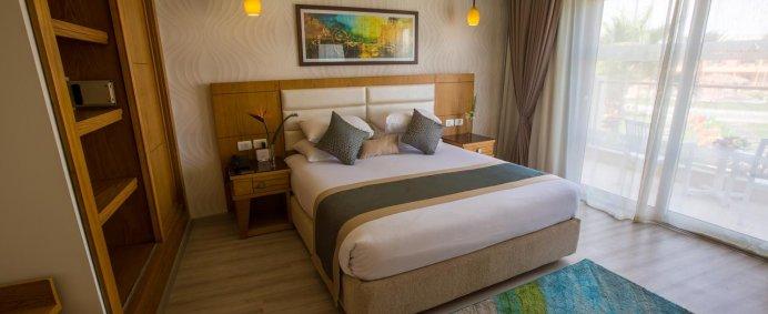 Hotel PICKALBATROS AQUA BLUE SHARM 4* - Sharm El Sheikh, Egipt. - Photo 3