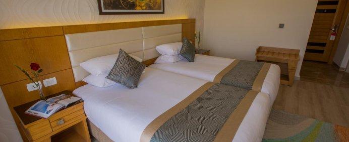 Hotel PICKALBATROS AQUA BLUE SHARM 4* - Sharm El Sheikh, Egipt. - Photo 16
