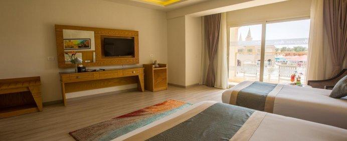 Hotel PICKALBATROS AQUA BLUE SHARM 4* - Sharm El Sheikh, Egipt. - Photo 14