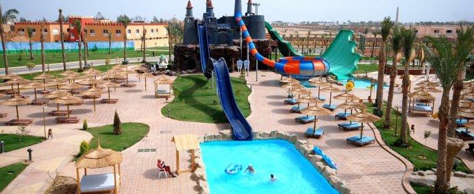 Hotel PICKALBATROS AQUA BLUE SHARM 4* - Sharm El Sheikh, Egipt. - Photo 7