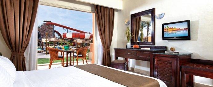Hotel PICKALBATROS AQUA BLUE SHARM 4* - Sharm El Sheikh, Egipt. - Photo 1