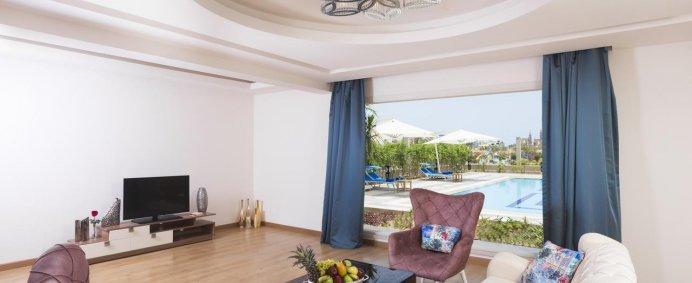 Hotel PICKALBATROS AQUA BLUE SHARM 4* - Sharm El Sheikh, Egipt. - Photo 9