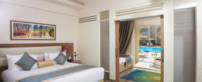 Hotel PICKALBATROS AQUA BLUE SHARM 4* - Sharm El Sheikh, Egipt. - Photo 15