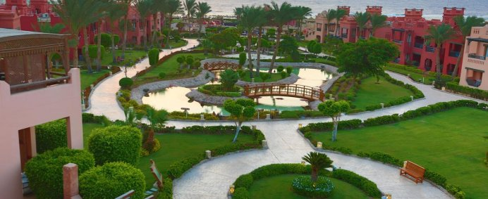Hotel CHARMILLION SEA LIFE 4* - Sharm El Sheikh, Egipt. - Photo 1