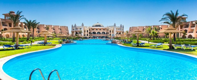 Hotel JASMINE PALACE RESORT 5* - Hurghada, Egipt. - Photo 9