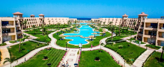 Hotel JASMINE PALACE RESORT 5* - Hurghada, Egipt. - Photo 8