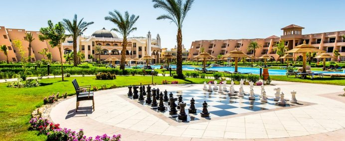 Hotel JASMINE PALACE RESORT 5* - Hurghada, Egipt. - Photo 7
