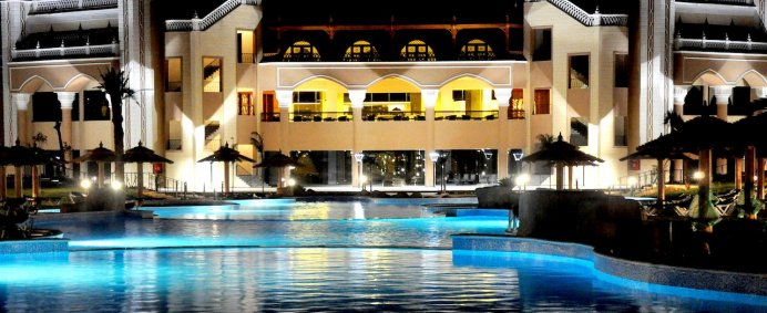 Hotel JASMINE PALACE RESORT 5* - Hurghada, Egipt. - Photo 1