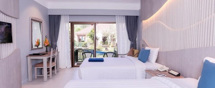 Hotel AMORA BEACH RESORT 4* - Phuket, Thailanda. - Photo 4