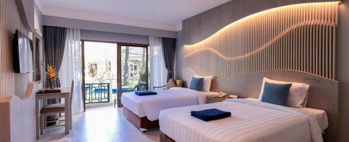 Hotel AMORA BEACH RESORT 4* - Phuket, Thailanda. - Photo 5