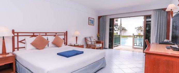 Hotel AMORA BEACH RESORT 4* - Phuket, Thailanda. - Photo 11