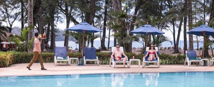 Hotel AMORA BEACH RESORT 4* - Phuket, Thailanda. - Photo 9