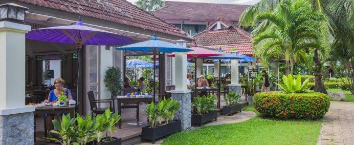 Hotel AMORA BEACH RESORT 4* - Phuket, Thailanda. - Photo 2