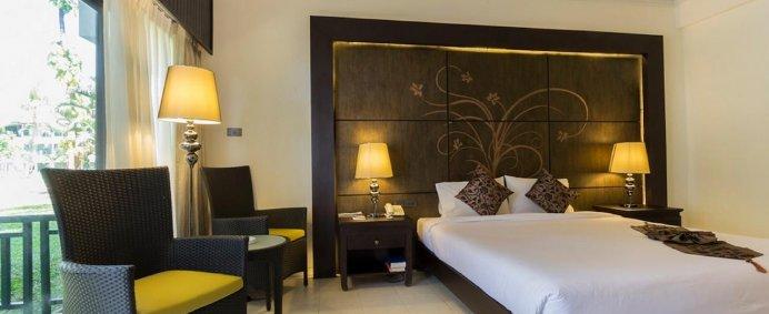Hotel AMORA BEACH RESORT 4* - Phuket, Thailanda. - Photo 17
